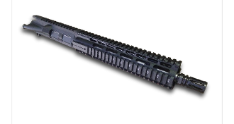 "10.5"" SS 1:7 5.56/223 ar15 Upper, 10"" Gen2 Slim Free Float Rail"
