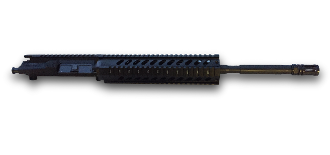 "MSF Blem 16"" 5.56/223 Wylde AR15 Upper with 10"" Free Float"