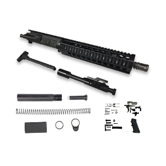 "*Pistol Build Kit* 10.5"" 300 Blackout Ar15 with 10"" FF Rail"