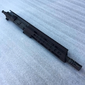 "10.5"" 5.56 / 223 Wylde Ar15 Upper with Slim V9 Keymod Rail"