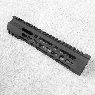 "9"" F9 Keymod  Slim Free Float Rail / Handguard"
