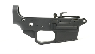 BLEM PSA 9MM FORGED DEDICATED GLOCK®-STYLE LOWER RECEIVER LRBHO