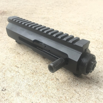 Side Charging Ar15 Upper and BCG Combo - 5.56 / 223 / 300 blk