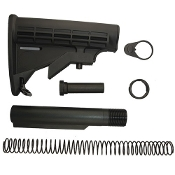 Mil Spec 6-position Stock / Buffer Tube Kit
