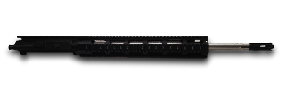 "5R MSF 20"" 1:8 SS Fluted 5.56 / 223 Ar15 Upper with 15"" Rail"