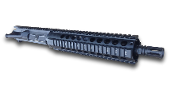 "10.5"" 7.62x39 Ar15 Pistol Upper w/ Free Float Quad Rail"
