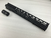"15"" Gen3 Slim Free Float Handguard / Rail"
