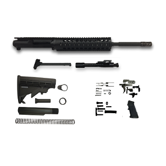 "*Rifle Build Kit* MSF Sport 16"" 5.56/.223 Wylde Ar15"