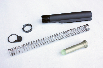 Ar15 Mil Spec Carbine Buffer Tube Kit