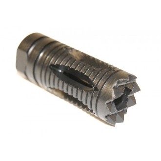 Trident Flash Hider, Ar15 .223 1/2-28 Threads