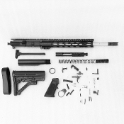 "*Rifle Build Kit* 16"" SS Ar15 5.56/.223 1:8 mid w/ c12 Mlok Rail"