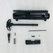 SALE! *blem* m4 Stripped upper, Ambi Latch Handle & Parts Kit