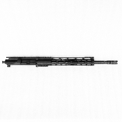 "16"" 223 Wylde Melonite 1:7 Ar15 upper with 12"" Light MLok Rail"