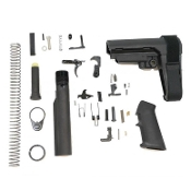 SBa3 Lower build Kit - SB Tactical Ar15 pistol brace kit w/ LPK