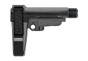 SBa3 SB Tactical Adjustable Pistol Stabilizing Brace with tube