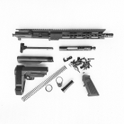 "11.5"" 5.56 Nato 1:8 Pistol Ar15 Build kit with SBA3 brace & LPK"