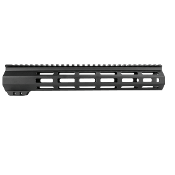 "12"" 7side slim MLok ar15 free float Handguard"