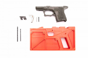 polymer80 pf940sc  80% subcompact glock frame, black