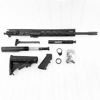 "16""+ *Rifle Build Kit* Grab Bag Ar15 rifle kit with MLOK Rail"