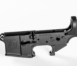Stripped (or Complete) AR-15 Lower Receiver (F&D)